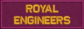 Royal Engineers Flash